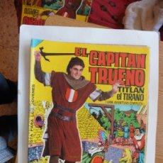 Tebeos: CAPITAN TRUENO GIGANTE Nº 9 ORIGINAL BRUGUERA. Lote 179223332