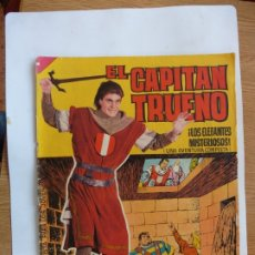 Tebeos: CAPITAN TRUENO GIGANTE Nº 15 ORIGINAL BRUGUERA. Lote 179227182
