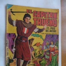 Tebeos: CAPITAN TRUENO GIGANTE Nº 18 ORIGINAL BRUGUERA. Lote 179227287