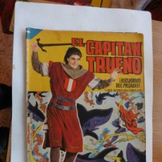 Tebeos: CAPITAN TRUENO GIGANTE Nº 19 ORIGINAL BRUGUERA. Lote 179229567