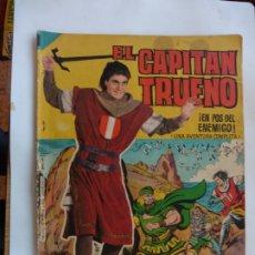 Tebeos: CAPITAN TRUENO GIGANTE Nº 21 ORIGINAL BRUGUERA. Lote 179230237