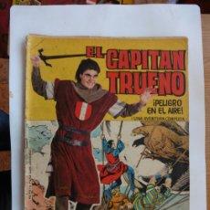 Tebeos: CAPITAN TRUENO GIGANTE Nº 23 ORIGINAL BRUGUERA. Lote 179230418