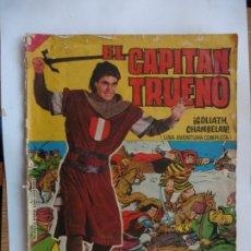 Tebeos: CAPITAN TRUENO GIGANTE Nº 36 ORIGINAL BRUGUERA. Lote 179230580
