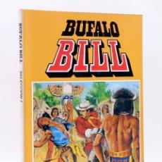 Tebeos: BUFFALO BILL SELECCIÓN 1. RETAPADO NºS 1 2 3 4 5 6 (VVAA) BRUGUERA, 1984. COMICS BRUGUERA. OFRT. Lote 280588058