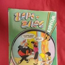 Tebeos: ZIPI Y ZAPE. Nº 73. ESPECIAL. EDITORIAL BRUGUERA.. Lote 179335655