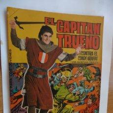 Tebeos: CAPITAN TRUENO GIGANTE Nº 11 ORIGINAL. Lote 179381252