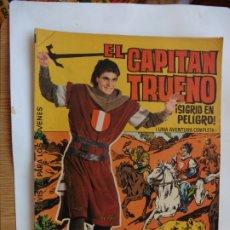 Tebeos: CAPITAN TRUENO GIGANTE Nº 13 ORIGINAL. Lote 179381323