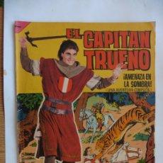 Tebeos: CAPITAN TRUENO GIGANTE Nº 16 ORIGINAL. Lote 179381381