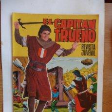 Tebeos: CAPITAN TRUENO GIGANTE Nº 45 ORIGINAL. Lote 179381717