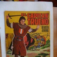 Tebeos: CAPITAN TRUENO GIGANTE Nº 51 ORIGINAL. Lote 179381857
