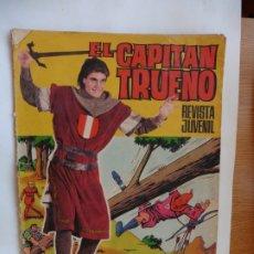 Tebeos: CAPITAN TRUENO GIGANTE Nº 61 ORIGINAL. Lote 179381941