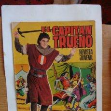 Tebeos: CAPITAN TRUENO GIGANTE Nº 62 ORIGINAL. Lote 179381996