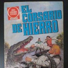 Tebeos: EL CORSARIO DE HIERRO Nº 57. Lote 179400442