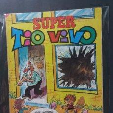 Tebeos: SUPER TIO VIVO-50PTAS- EDITA BRUGUERA. Lote 179536541
