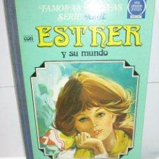 Tebeos: ESTHER Y SU MUNDO TOMO Nº 3, 3ª EDICIÓN 1984 BRUGUERA. Lote 179551793