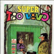 Tebeos: SUPER TIO VIVO N,135,2 EPOCA DICIEMBRE DE 1983 EDITORIAL BURGUERA. Lote 179948583