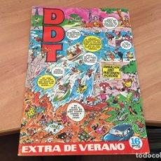 Tebeos: DDT EXTRA VERANO 1971 (BRUGUERA) (COIB35). Lote 180032923