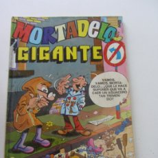 Tebeos: MORTADELO GIGANTE Nº 7. BRUGUERA 1976. 60 PTS. CS200. Lote 180077621