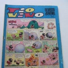 Tebeos: TIO VIVO Nº 452 ÉPOCA II. BRUGUERA (1969) CS200. Lote 180078171