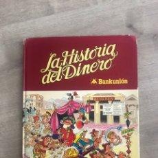 Tebeos: LA HISTORIA DEL DINERO. COMIC MORTADELO Y FILEMON. 1980. Lote 180158157