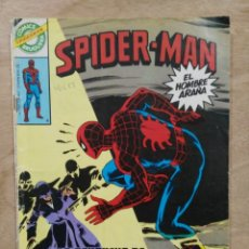 Tebeos: SPIDER-MAN - Nº 38, ¡LA REVANCHA DE BELLADONA! - ED. BRUGUERA. Lote 180171187