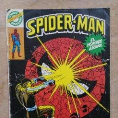 Tebeos: SPIDER-MAN - Nº 48, EL CICLÓN Y LA ARAÑA - ED. BRUGUERA. Lote 180171255