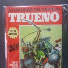 Tebeos: AVENTURAS DEL CAPITAN TRUENO EXTRA ESPECIAL N° 2: EL BAJEL DEL DESIERTO. Lote 180183991