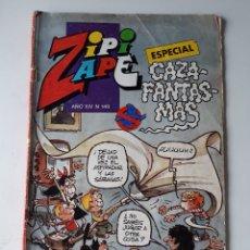 Tebeos: ZIPI ZAPE 149 - ESPECIAL CAZAFANTASMAS. Lote 180187435