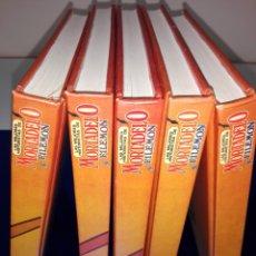 Tebeos: COLECCIÓN COMICS-MORTADELO Y FILEMÓN-5 TOMOS-NUEVA-1990-EDICIONES B,PARA EDICIONES NAUTA-. Lote 180198087
