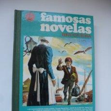 Tebeos: FAMOSAS NOVELAS. VOLUMEN VI. BRUGUERA 1981. ¡IMPECABLE!. Lote 180237825