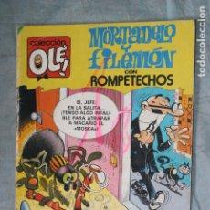 Tebeos: MORTADELO Y FILEMON CON ROMPETECHOS, 1ª EDICION 1983, 274, EDITORIAL BRUGUERA. Lote 180269362