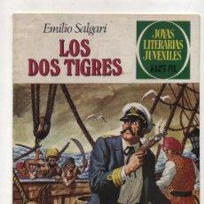 Tebeos: JOYAS LITERARIAS DOS TIGRES Nº 81. Lote 180273030