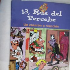 Tebeos: 13 RUE DEL PERCEBE , UN CASERON A REACCION -2004. Lote 180286878