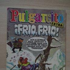 Tebeos: PULGARCITO EXTRA FRIO FRIO Nº 16 - BRUGUERA 1982. Lote 180296078