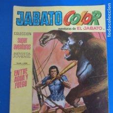 Tebeos: COMIC DE: JABATO COLOR Nº 58 AÑO 1973 LOTE 15. Lote 180316138