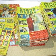 Tebeos: LOTE 231 REVISTAS Y TEBEOS SISSI DE BRUGUERA. Lote 180424588