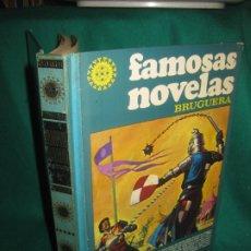 Tebeos: FAMOSAS NOVELAS VOLUMEN II. BRUGUERA 1980. . Lote 180444977