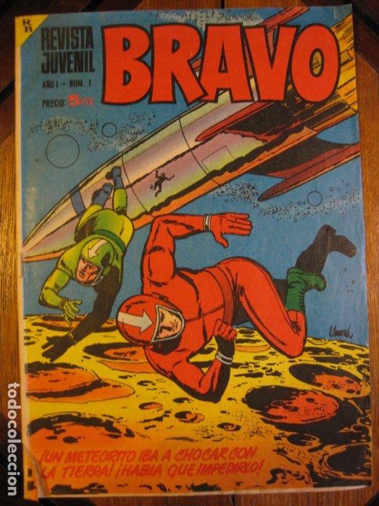 BRAVO - BRUGUERA Nº1 (Tebeos y Comics - Bruguera - Bravo)
