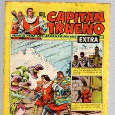 Tebeos: CAPITAN TRUENO EXTRA Nº 45. 21 DE NOVIEMBRE DE 1960. Lote 180448686