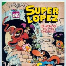 Tebeos: COLECCIÓN OLÉ! - SUPER LOPEZ SUPERLOPEZ - ED. BRUGUERA - Nº 5 - 3ª EDICIÓN - 1983. Lote 180452868