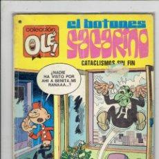 Tebeos: EL BOTONES SACARINO N,84 COLECCION OLE EDITORIAL BURGUERA 1978. Lote 180454752