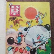 Tebeos: TOMO DDT AÑO 1952. Lote 180462610