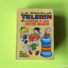 Tebeos: COMIC MINI INFANCIA NUMERO 21, LA FAMILIA TELERIN , PRIMERA EDICION 1968. Lote 180925717