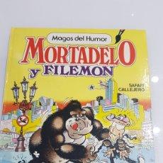 Tebeos: TEBEO N°3 MORTADELO Y FILEMON (EDITORIAL BRUGUERA). Lote 180957878