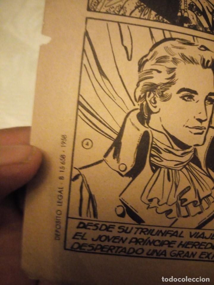 Tebeos: SISSI CUENTOS PARA NIÑAS lote de 28 nºs. 1958 - Foto 7 - 180975140