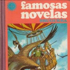 Tebeos: FAMOSAS NOVELAS BRUGUERA TOMO V - EDT. BRUGUERA, 3ª EDICIÓN, 1979.. Lote 181021552