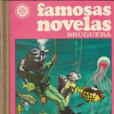 Tebeos: FAMOSAS NOVELAS BRUGUERA TOMO I - EDT. BRUGUERA, 3ª EDICIÓN, 1978.. Lote 181038570