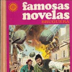 Tebeos: FAMOSAS NOVELAS BRUGUERA TOMO XIII - 13 - EDT. BRUGUERA, 2ª EDICIÓN, 1978.. Lote 181070901