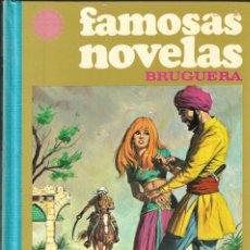 Tebeos: FAMOSAS NOVELAS BRUGUERA TOMO XII - 12 - EDT. BRUGUERA, 2ª EDICIÓN, 1979.. Lote 181072092