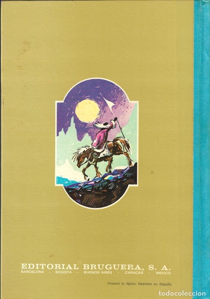 Tebeos: FAMOSAS NOVELAS BRUGUERA TOMO XII - 12 - EDT. BRUGUERA, 2ª Edición, 1979. - Foto 2 - 181072092